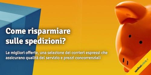 SpedizioniWEB - Spediscionline.it